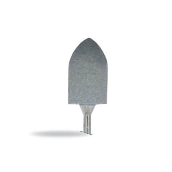 Ogiva Standard per rifinitura di acrilici e resine in genere